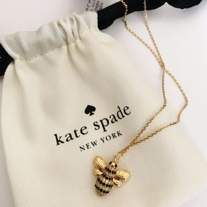 Kate Spade 🐝 Bee Necklace